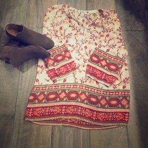Old Navy Tunic Blouse
